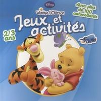 Hachette Jeunesse - Jeux et activités 2/3 ans.