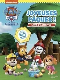 Téléchargement d'un livre électronique en français Joyeuses Pâques  - Livre d'activités avec 50 stickers DJVU in French 9782017123514 par Hachette Jeunesse