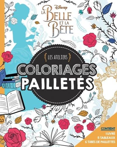Coloriage De La Belle Et La Bête