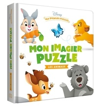 Hachette Jeunesse - Les animaux - Mes premiers puzzles. Avec 20 pièces détachables.