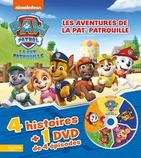 Hachette Jeunesse - Les aventures de la Pat' Patrouille. 1 DVD