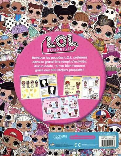 LOL Surprise  300 stickers & activités