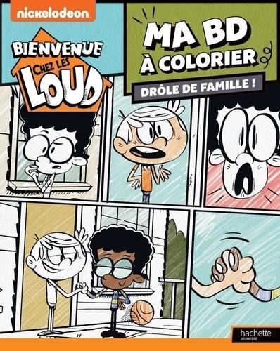 Coloriage De Bienvenue Chez Les Loud