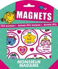Ebooks gratuits pour ipad 2 télécharger Magnets Monsieur Madame  - Bonne fête maman ! DJVU