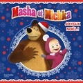 Hachette Jeunesse - Masha et Michka  : Joyeux Noël !.