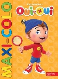 Hachette Jeunesse - Maxi colo Oui-Oui.