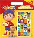 Hachette Jeunesse - Mes jeux de vacances Oui-Oui - Avec 70 stickers.