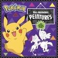 Hachette Jeunesse - Mes premières peintures Pokémon.