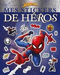 Hachette Jeunesse - Mes stickers de héros Spider-man.