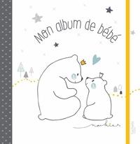 Hachette Jeunesse - Mon album de bébé.