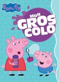 Hachette Jeunesse - Mon gros colo Peppa Pig.