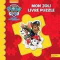 Hachette Jeunesse - Mon joli livre puzzle La Pat' Patrouille.