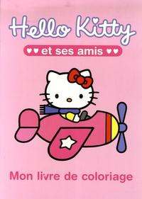 Hachette Jeunesse - Mon livre de coloriage.