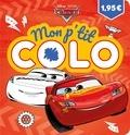 Hachette Jeunesse - Mon p'tit colo Cars.