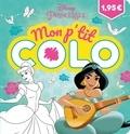 Hachette Jeunesse - Mon p'tit colo Disney Princesses.