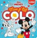 Hachette Jeunesse - Mon p'tit colo Mickey.