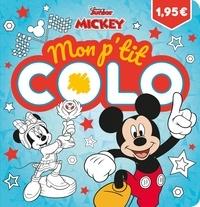 Accentsonline.fr Mon p'tit colo Mickey Image