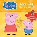 Hachette Jeunesse - Mon premier livre puzzle Peppa.