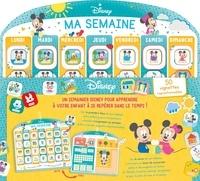 Télécharger des livres électroniques ipad Mon semainier Disney