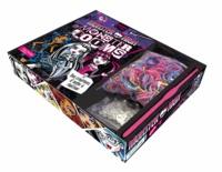 Monster High, Monster Looms - Avec 600 élastiques looms, un crochet de tressage et 20 fermoirs.pdf