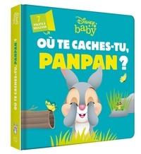 Hachette Jeunesse - Où te caches-tu, Panpan ?.
