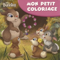 Hachette Jeunesse - Pan-Pan et sa famille - Mon petit coloriage.