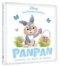 Hachette Jeunesse - Panpan cherche les oeufs de Pâques.