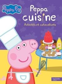 Sennaestube.ch Peppa cuisine - Activités et autocollants Image