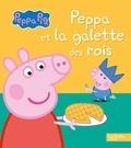 Hachette Jeunesse - Peppa et la galette des rois.