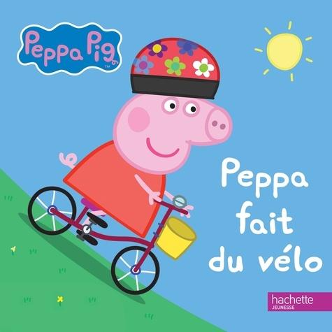 Hachette Jeunesse - Peppa fait du vélo.