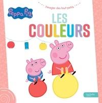 Hachette Jeunesse - Peppa Pig Les couleurs.