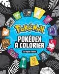Hachette Jeunesse - Pokédex à colorier - La région d'Alola.
