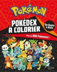 Livre Pdf Pokedex A Colorier Plus De 800 Pokemon Moncoinlivresque