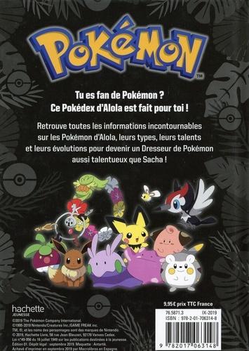 Pokédex. Guide des Pokémon de la région d'Alola