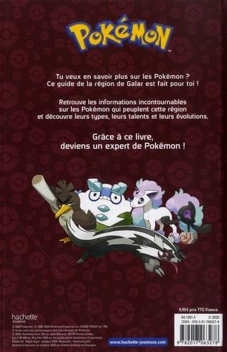 Pokémon Région de Galar. Guide des Pokémon
