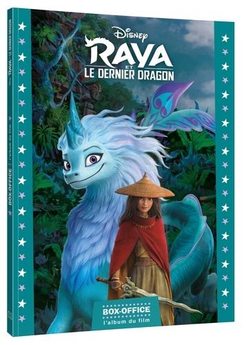 Raya et le dernier dragon. L'album du film