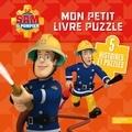 Hachette Jeunesse - Sam le pompier - 5 histoires et puzzles.