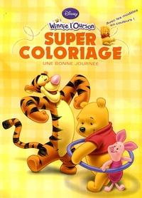 Hachette Jeunesse - Super coloriage : une bonne journée.