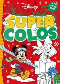 Hachette Jeunesse - Super colos Disney spécial fêtes.