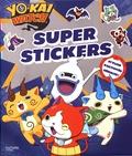 Hachette Jeunesse - Super stickers Yo-kai Watch.