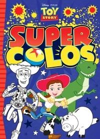 Téléchargement gratuit du format ebook Toy Story Supers colos 9782017087878 par Hachette Jeunesse iBook MOBI FB2 en francais