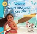 Hachette Jeunesse - Vaiana, la légende du bout du monde - L'histoire du film. 1 CD audio