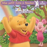 Hachette Jeunesse - Winnie L'Ourson - Mon petit livre à toucher.