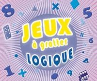Hachette - Jeux à gratter logique.