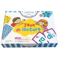 Thérèse Bonté - Jeux de lecture - 5-6 ans GS CP.
