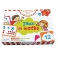 Thérèse Bonté - Jeux de maths CP-CE1 - 110 cartes pour connaître ses tables d'addition.