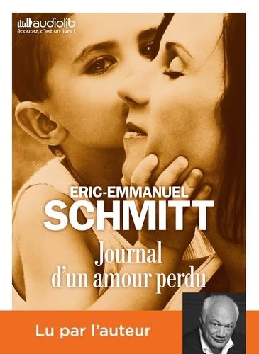 Eric-Emmanuel Schmitt - Journal d'un amour perdu. 1 CD audio MP3