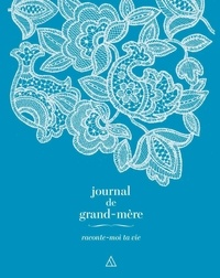 Papier cadeau - Journal de grand-mère - Raconte-moi ta vie.