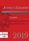 Philippe Déroche - Justice & Cassation 2019 : La laïcité.