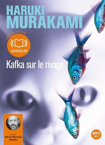 Kafka sur le rivage  avec 2 CD audio MP3